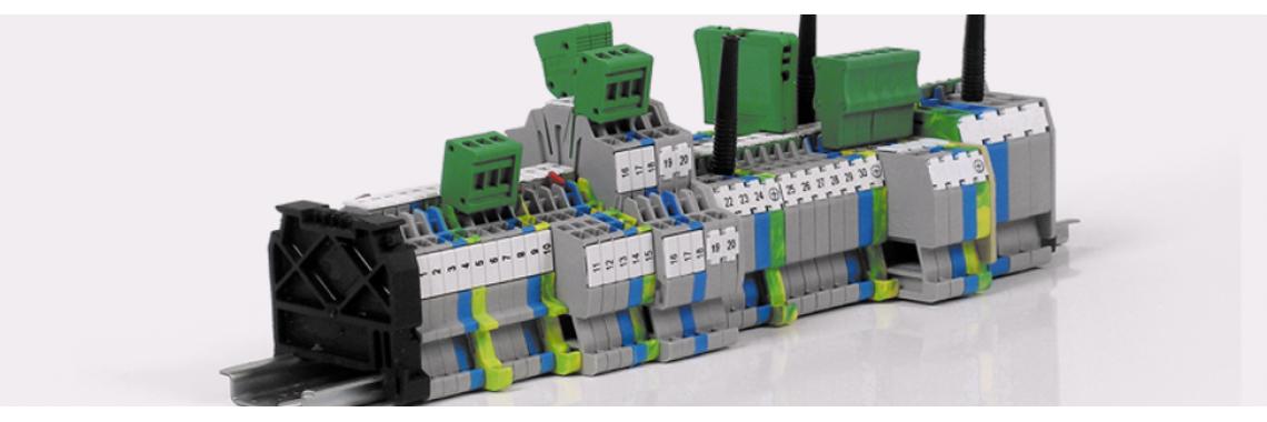 Системы электропроводки и маркировки