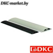 01332 Напольный канал 75x17 мм CSP-F, серый