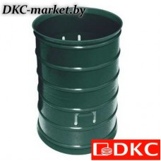 015110 Муфта для двустенных-дренажных труб, 110мм