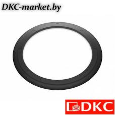 016063 Кольцо резиновое уплотнительное для двустенной трубы, д.63мм