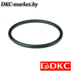 016075 Кольцо резиновое уплотнительное для двустенной трубы, д.75мм
