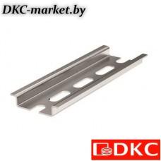 02140-RET10 DIN-рейка 35х7,5 мм длиной 1000 мм
