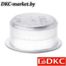 50916 Заглушка для труб, IP40, д.16мм