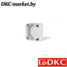 DIS137101 Коробка для настенной установки на 1 пост