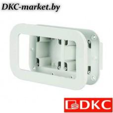 DIS137122 Коробка монтажная для скрытой установки на 2 поста