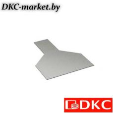 GLC05040 Крышка на Переходник центральный   500/400, стеклопластик