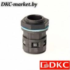 PACM10M16N Монтажный комплект муфта труба-коробка DN 10 мм, М16х1,5, полиамид, цвет черный