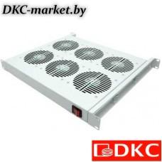 R519VSIT4FT Вентиляторная панель, с термостатом 4 вентилятора RAL 7035