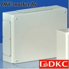 R5CDE3280 Сварной металлический корпус CDE, 300 x 200 x 80 мм, IP66