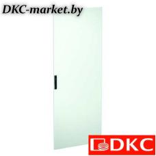 R5ITCPE1280 Дверь сплошная для IT корпусов CQE 1200 x 800 RAL7035