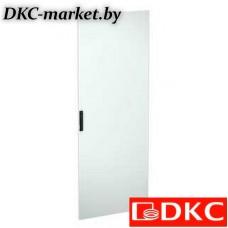 R5ITCPE2260 Дверь сплошная для IT корпусов CQE 2200 x 600 RAL7035