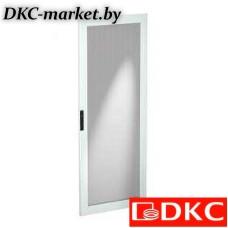 R5ITCPRMM1280 Дверь перфорированая для IT корпусов CQE 1200 x 800 RAL7035