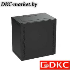 R5STI1640MTB Шкаф телекоммуникационный навесной, 16 U (800х600х400) дверь метал,RAL9005