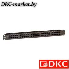 """RN3PP501BK Патч-панель телефонная 19"""",1U,CAT3, 50 портов RJ45"""