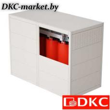 TDA01ADYN1AB000 Трансформатор с литой изоляцией 100 кВА 10/0,4 кВ D/Yn–11 IP31
