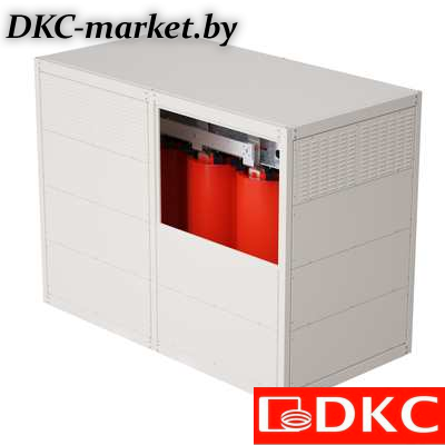 TDA03BDYN1AB000 Трансформатор с литой изоляцией 250 кВА 6/0,4 кВ D/Yn–11 IP31