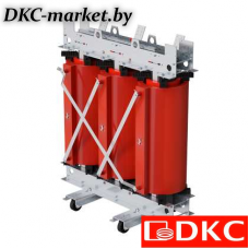 TDA04BDYN1AA000 Трансформатор с литой изоляцией 400 кВА 6/0,4 кВ D/Yn–11 IP00