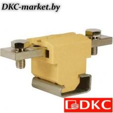 ZAC100-RET ACB.70/BB Cиловой зажим проходной бежевый 70 кв.мм
